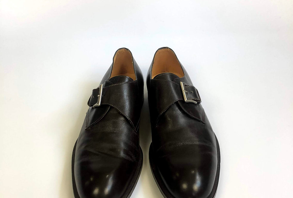 old church's monk strap shoes