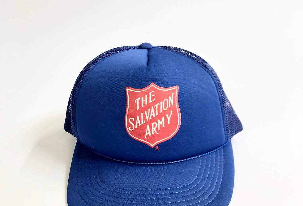 "1990s〜 mesh cap "" the salvation army """