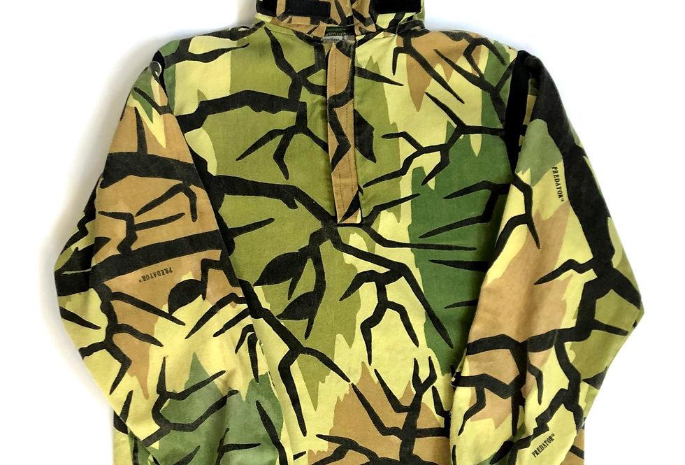 1990s predator camo pullover jet