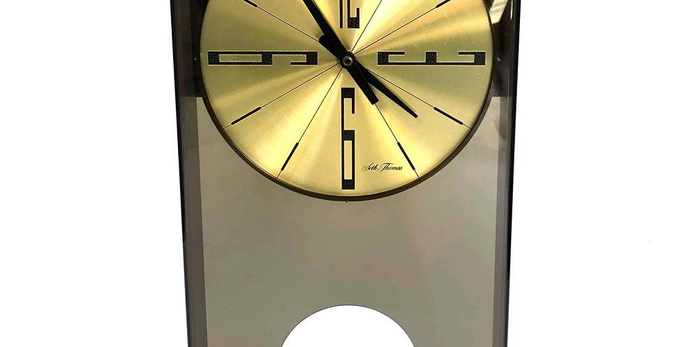 old seth thomas wall clock