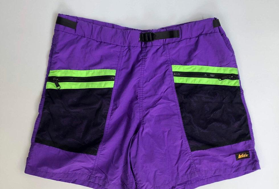 1980s〜 REI active nylon shorts