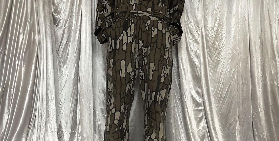 """1980s walls jumpsuit """" trebark camo """""""