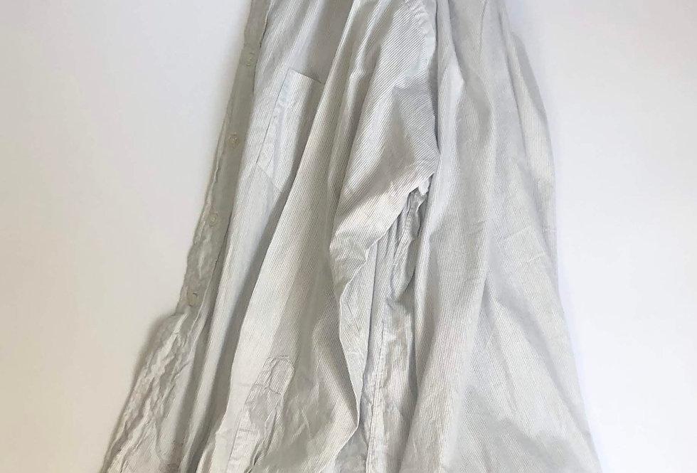 1950s cotton stripe shirt