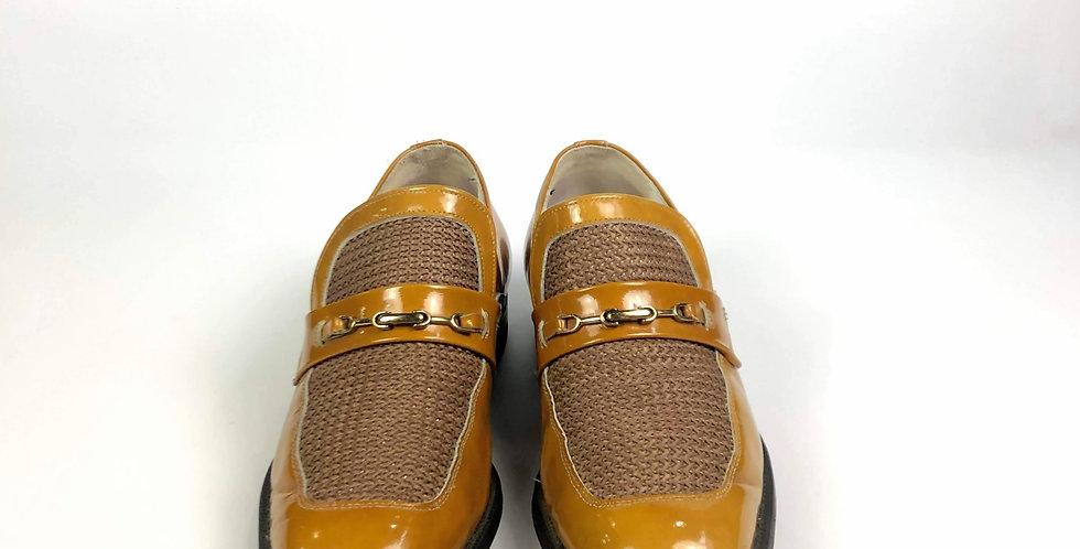 "1970s mason shoe "" velvet eez """