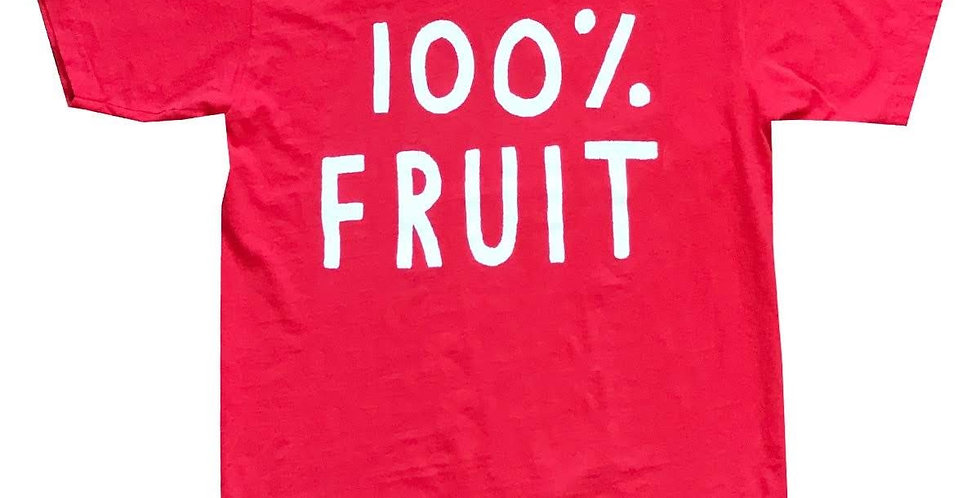 "WACKY WACKO "" 100% FRUIT """