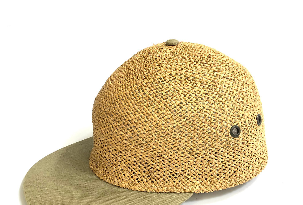 "Bailey Straw Cap "" Made In USA """