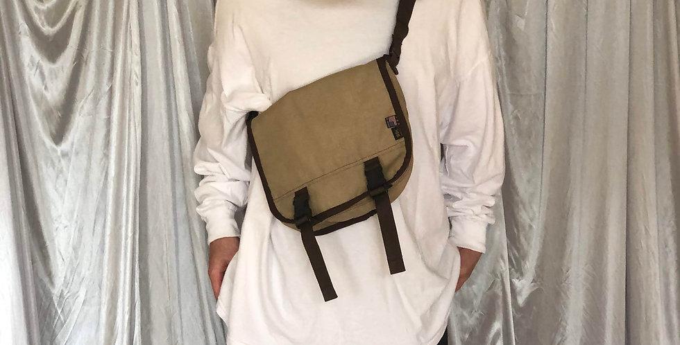 """BBC shoulder bag  """" made in usa """""""
