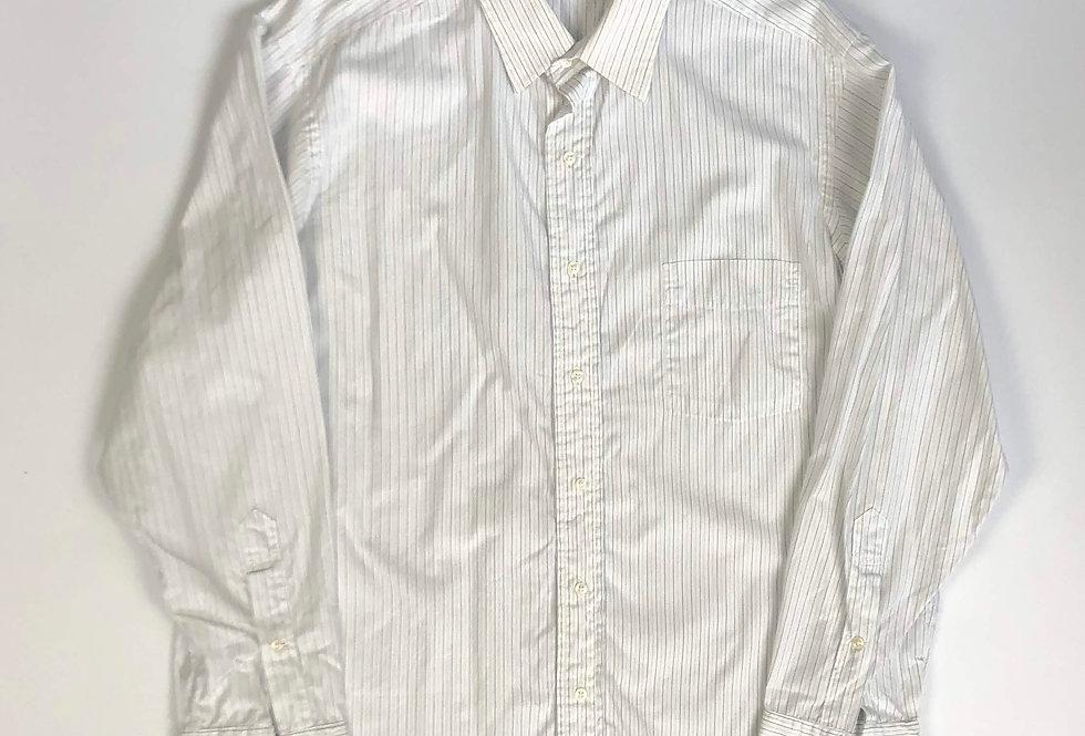 1960s Neiman-Marcus stripe cotton shirt