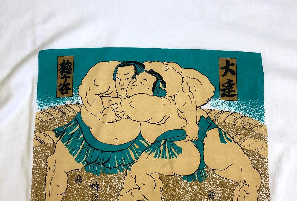 """nos souvenir tee """" sumo """""""