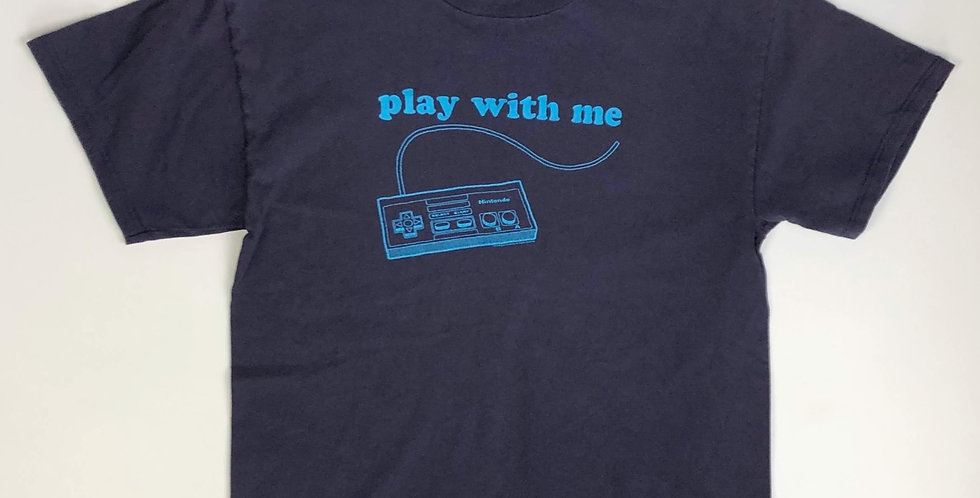 """2004s Nintendo  """"play with me """""""