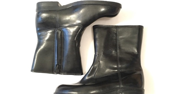 1980s〜 SIDE ZIP RUBBER BOOTS