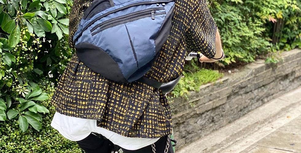 "1990s ACG shoulder bag "" triangle """