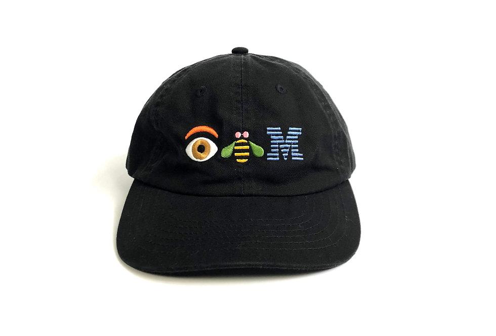 """"""" IBM """" panel cap"""