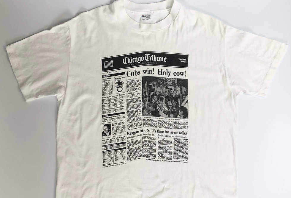 "1084s "" chicago tribune newspaper """