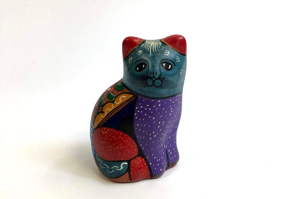Mexican souvenir cat object