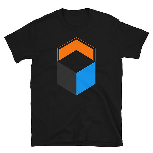 M.A.C.J Apparel Unisex Short-Sleeve T-Shirt (Black)