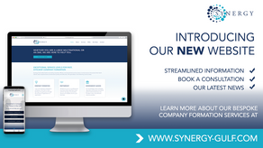 Introducing our new website....