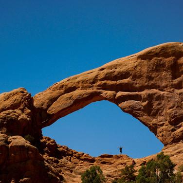 Arches National Park Utah June 2018