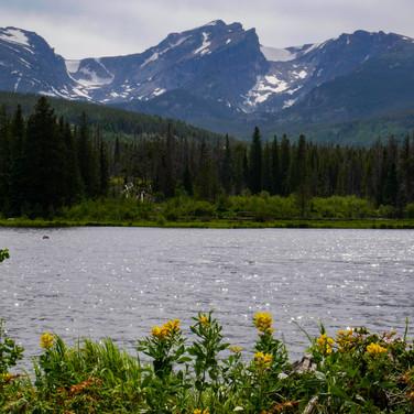 Rocky Mountain National Park Colorado June 2018