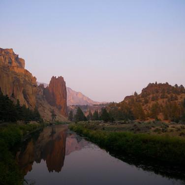 Smith Rock Oregon August 2018