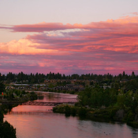 Bend Oregon August 2018