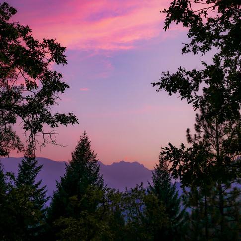 Castle Crag State Park CA July 2018