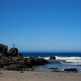 Pfeiffer Beach California July 2018