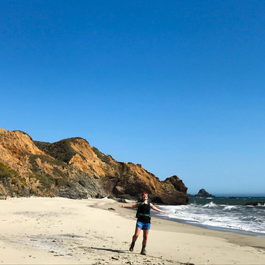 Big Sur California July 2018
