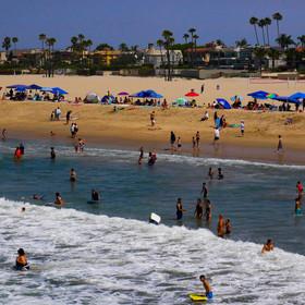 Seal Beach California July 2018
