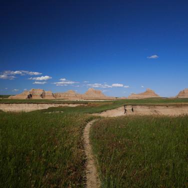 Badlands National Park South Dakota June 2018