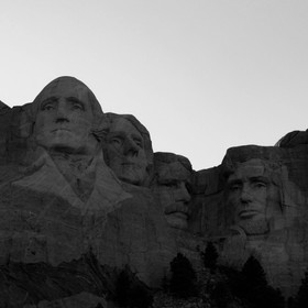Mt. Rushmore South Dakota June 2018