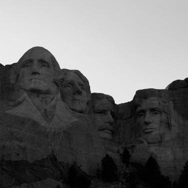 Mt. Rushmore South Dakota June 2018