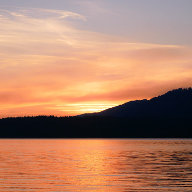 Lake Quinault Washington September 2018
