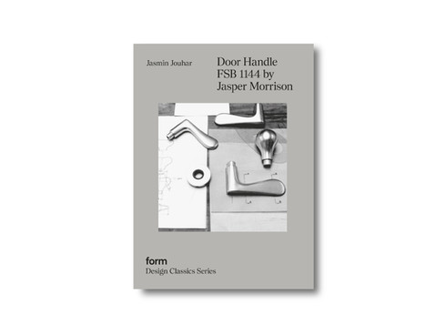 Door Handle FSB 1144 by Jasper Morrison Cover