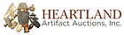 heartland artifact auctions logo