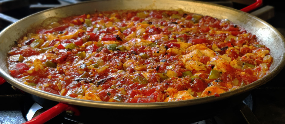 Let's Celebrate Spanish Paella Day!