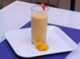 Tamarind Mango Smoothie