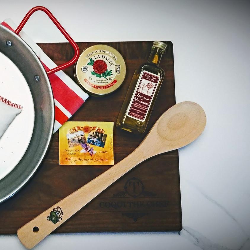Paella Cooking Class for Kids | Dec 11| Host Manhattan College