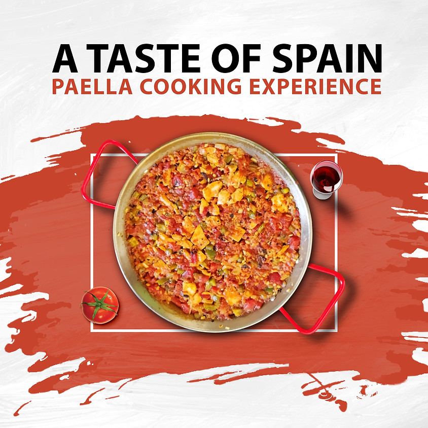 A Taste of Spain | Paella Cooking Experience