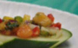 Salsa Tropica Appetizer