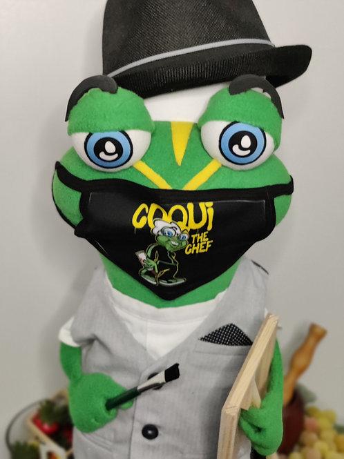 Artist/Graffiti Coqui - Face Mask