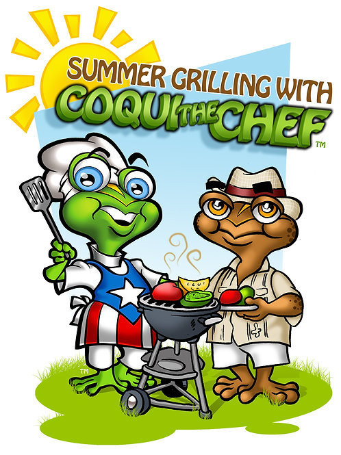 Summer Grilling Cookbook