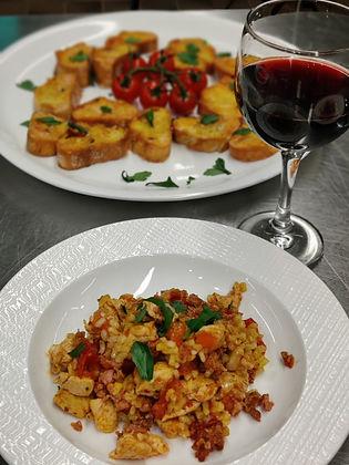 Paella Dinner and Wine class.jpg