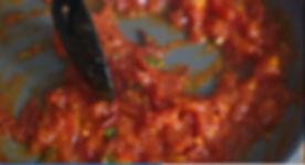 Basic Quick Tomato Sauce