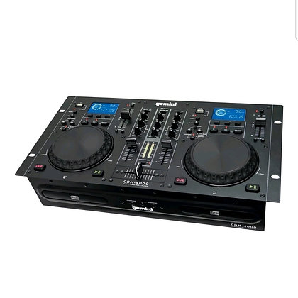 CDM 4000: CD/MP3/USB Media Player
