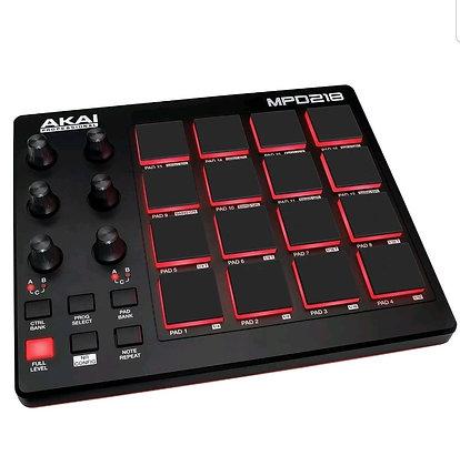 Professional MPD218 MIDI USB Drum Beat Pad Controller w/ Ableton Software