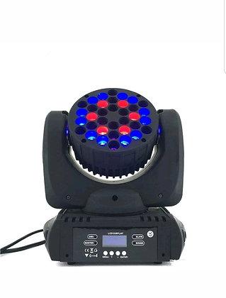 Moving Head Par Light 36x3W RGBW LED Beam Lights Spot
