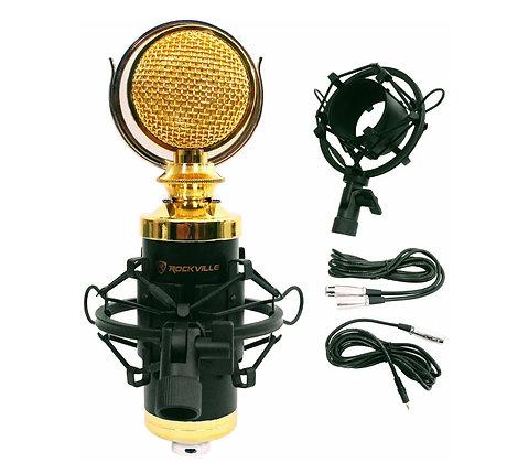CM02 Pro Studio Recording Condenser Microphone