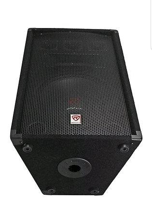 "Single 12"" Three-Way, 4-Ohm Pro Audio Passive Loudspeakers"