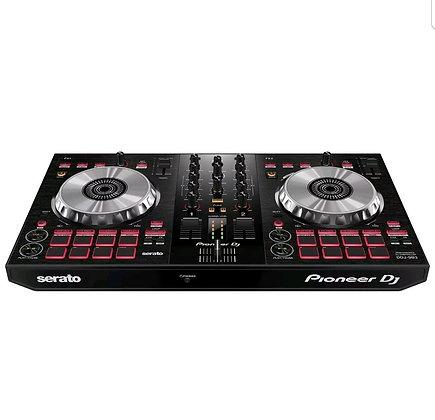 DDJ-SB3 Compact Serato DJ Controller w/ 2-Channel Mixer & Software